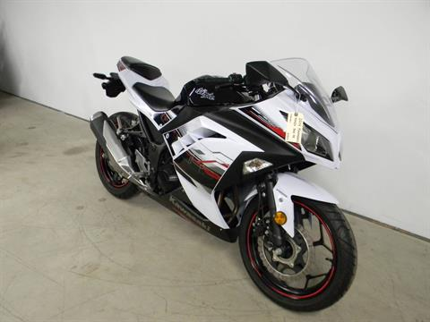 2014 Kawasaki Ninja® 300 SE in Springfield, Massachusetts - Photo 2