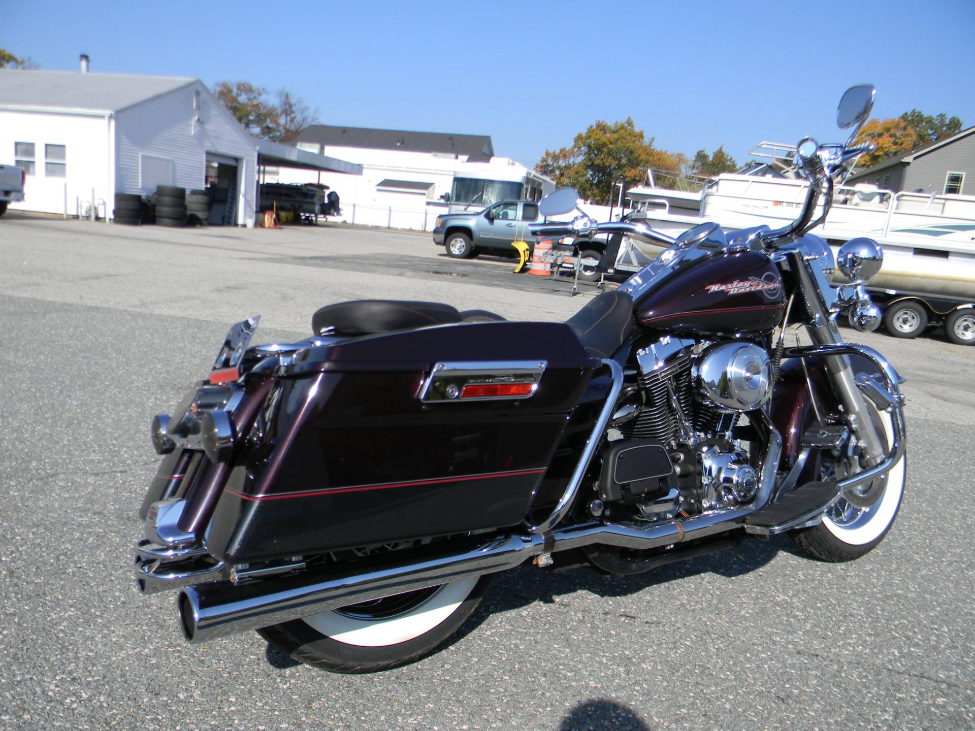 2005 Harley-Davidson FLHR/FLHRI Road King® in Springfield, Massachusetts - Photo 3