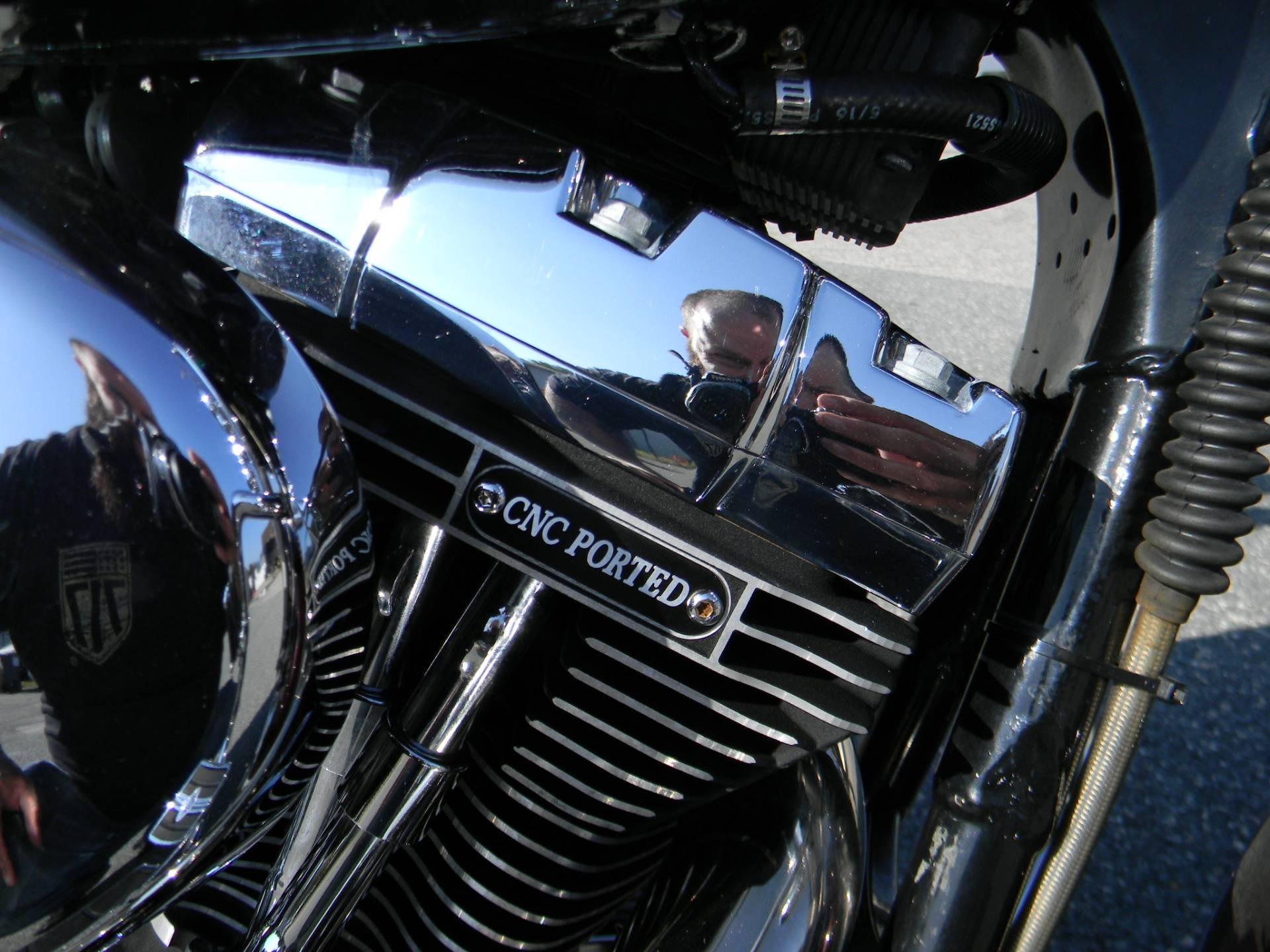 2005 Harley-Davidson FLHR/FLHRI Road King® in Springfield, Massachusetts - Photo 5