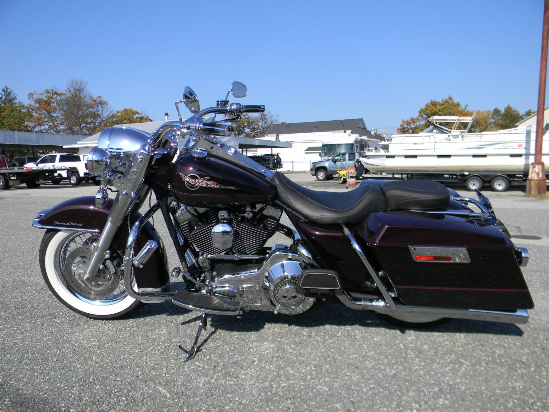 2005 Harley-Davidson FLHR/FLHRI Road King® in Springfield, Massachusetts - Photo 8
