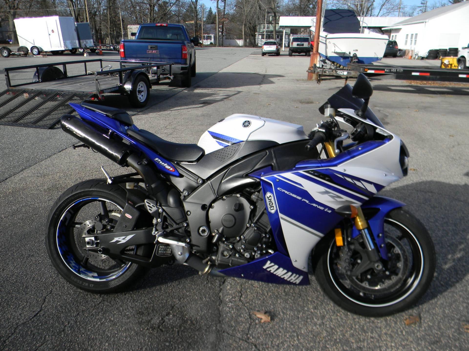 2014 Yamaha YZF-R1 for sale 15928