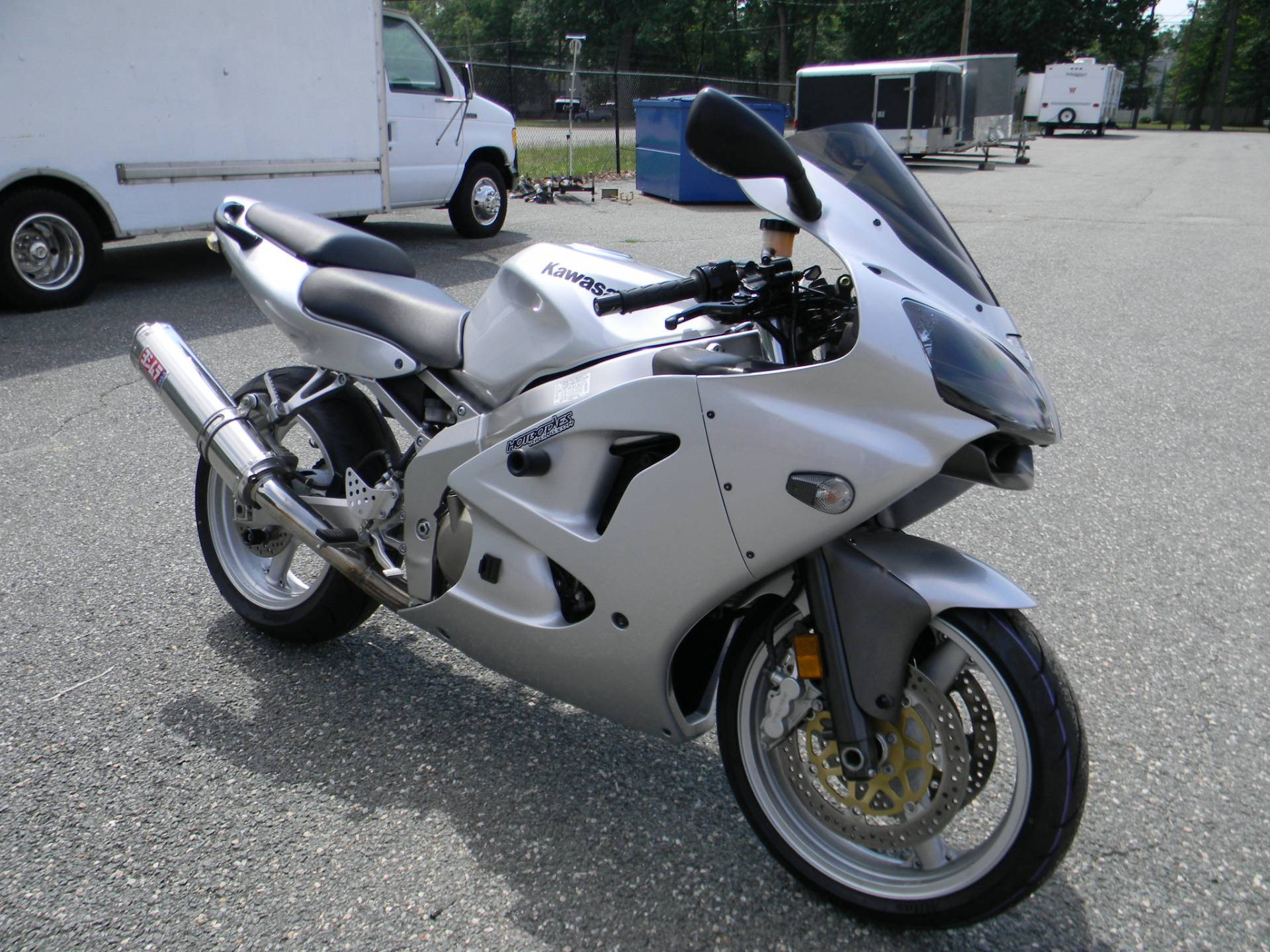 2006 Kawasaki ZZR®600 in Springfield, Massachusetts