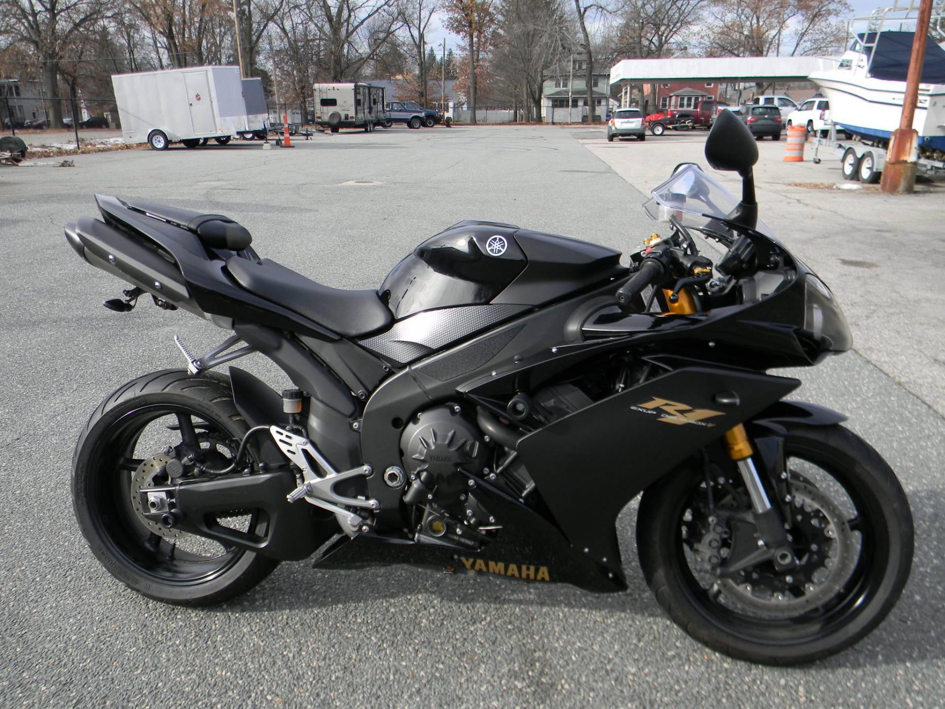 2008 Yamaha YZFR1 for sale 3949