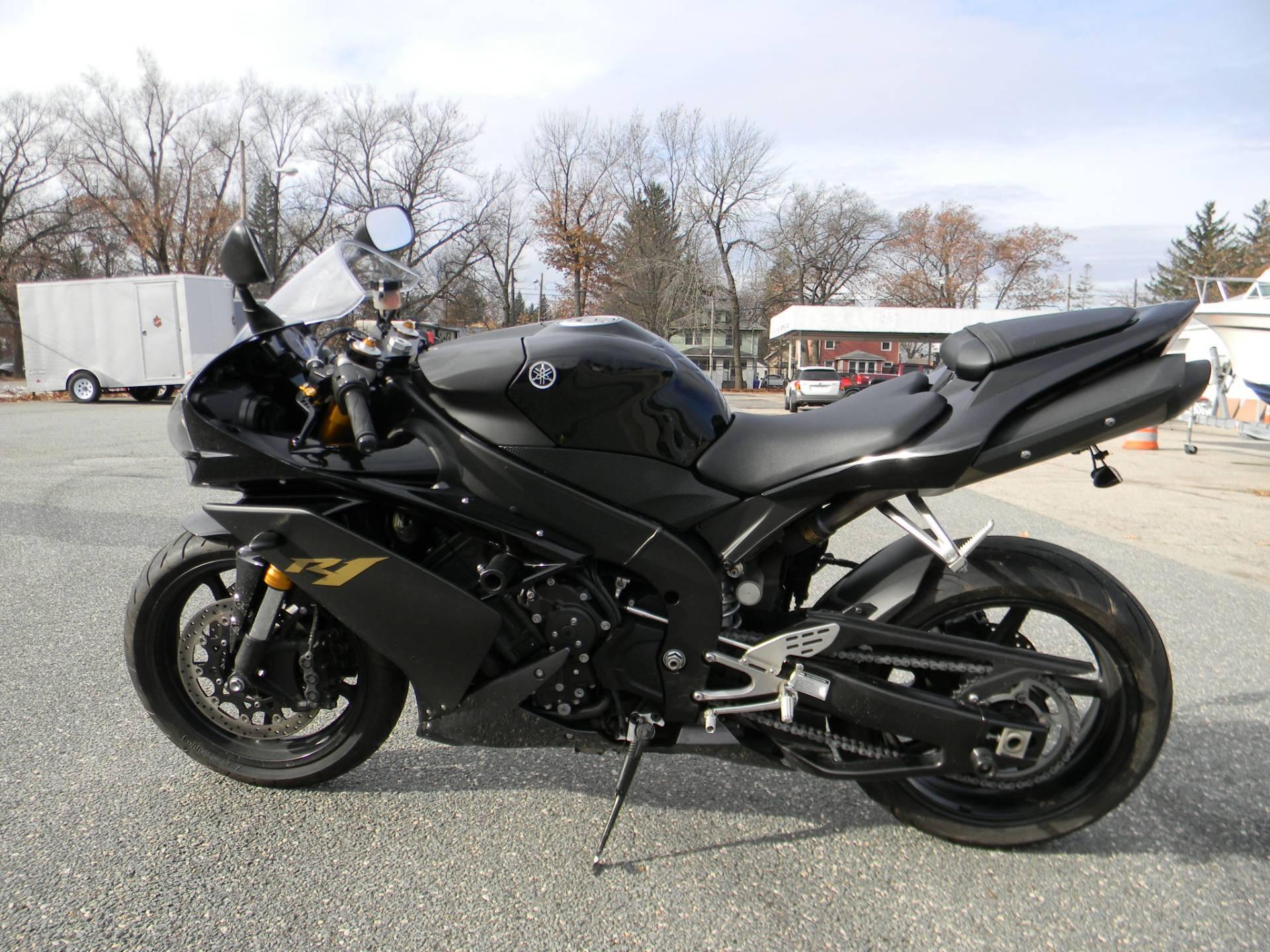 2008 Yamaha YZFR1 5