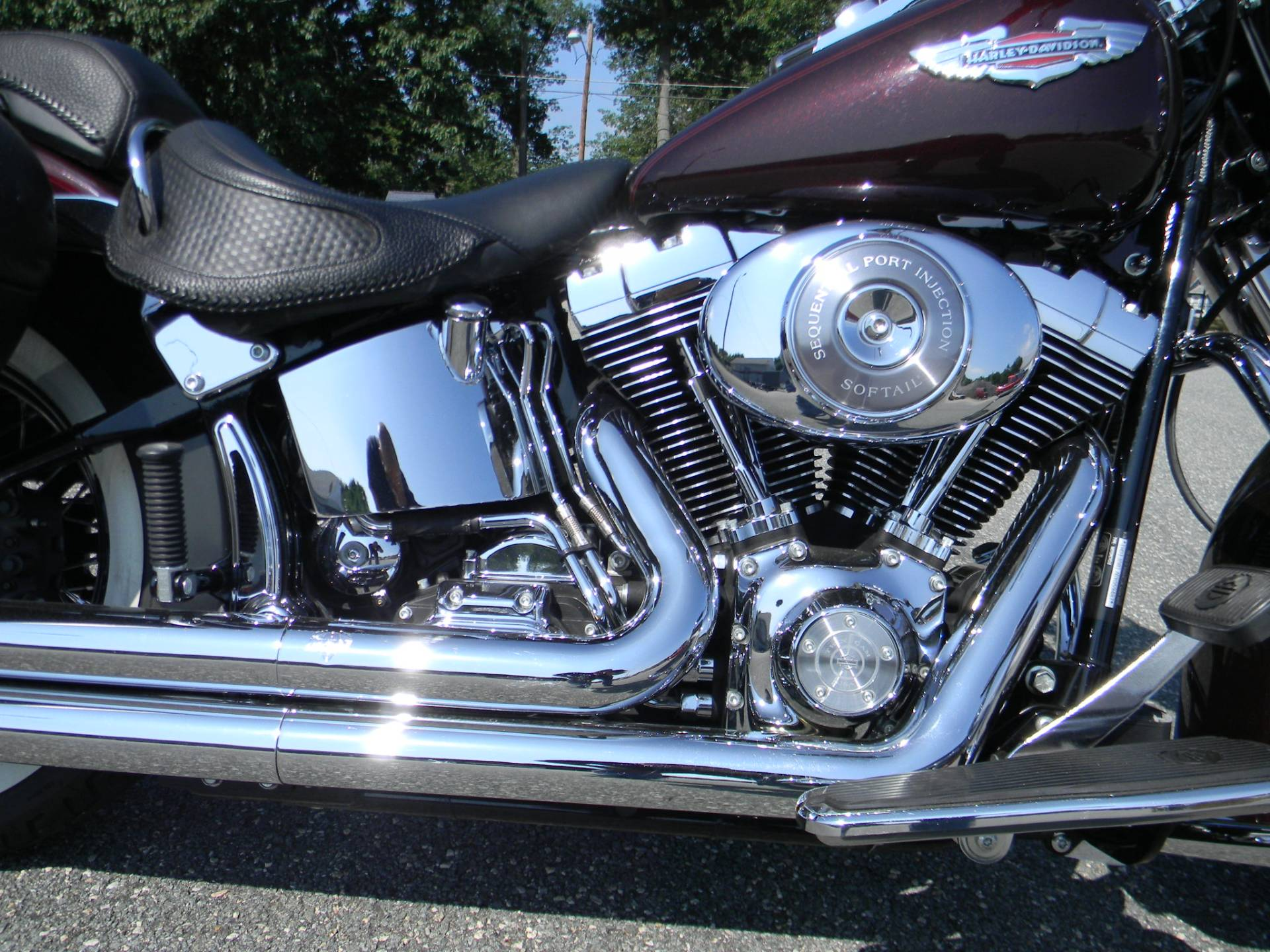 2006 Harley-Davidson Softail® Deluxe in Springfield, Massachusetts