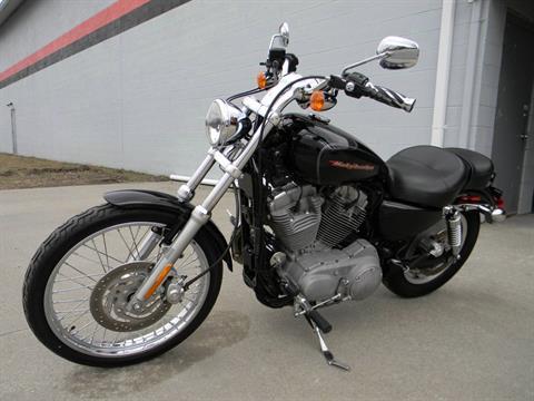 2007 Harley-Davidson Sportster® 883 Custom in Springfield, Massachusetts