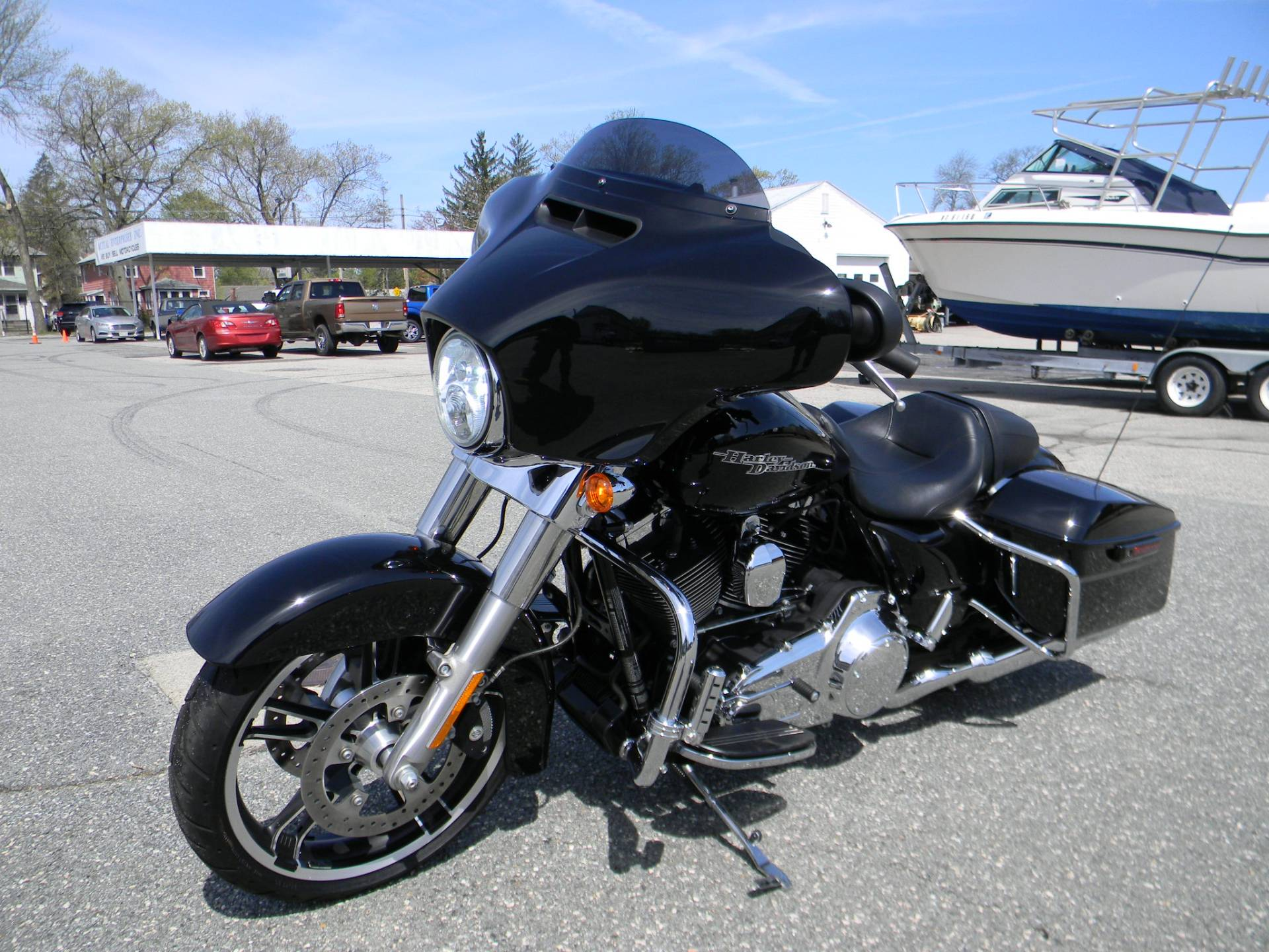 2015 Harley-Davidson Street Glide® in Springfield, Massachusetts - Photo 6