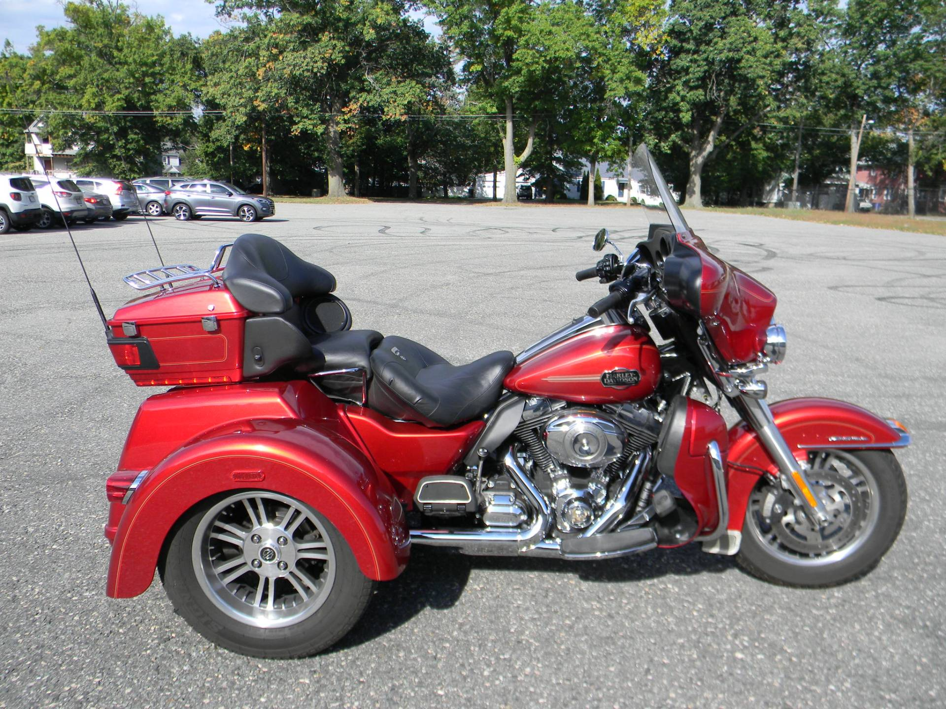 2013 Harley-Davidson Tri Glide® Ultra Classic® in Springfield, Massachusetts - Photo 1
