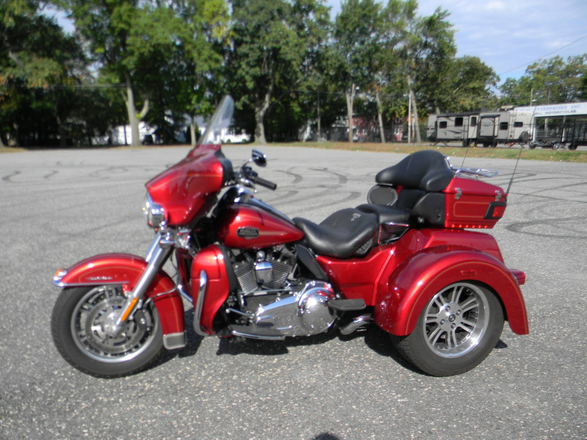 2013 Harley-Davidson Tri Glide® Ultra Classic® in Springfield, Massachusetts - Photo 9