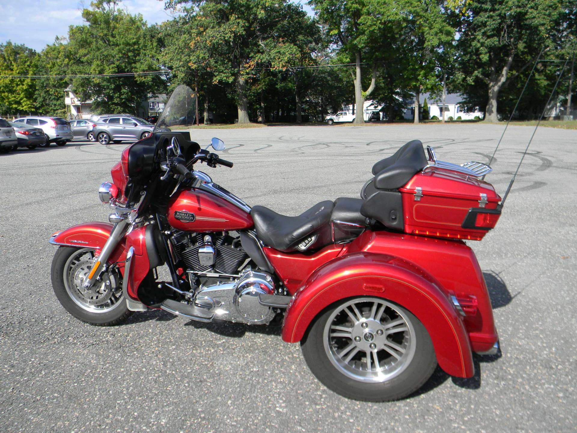 2013 Harley-Davidson Tri Glide® Ultra Classic® in Springfield, Massachusetts - Photo 10