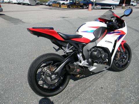 2015 Honda CBR®1000RR in Springfield, Massachusetts - Photo 3