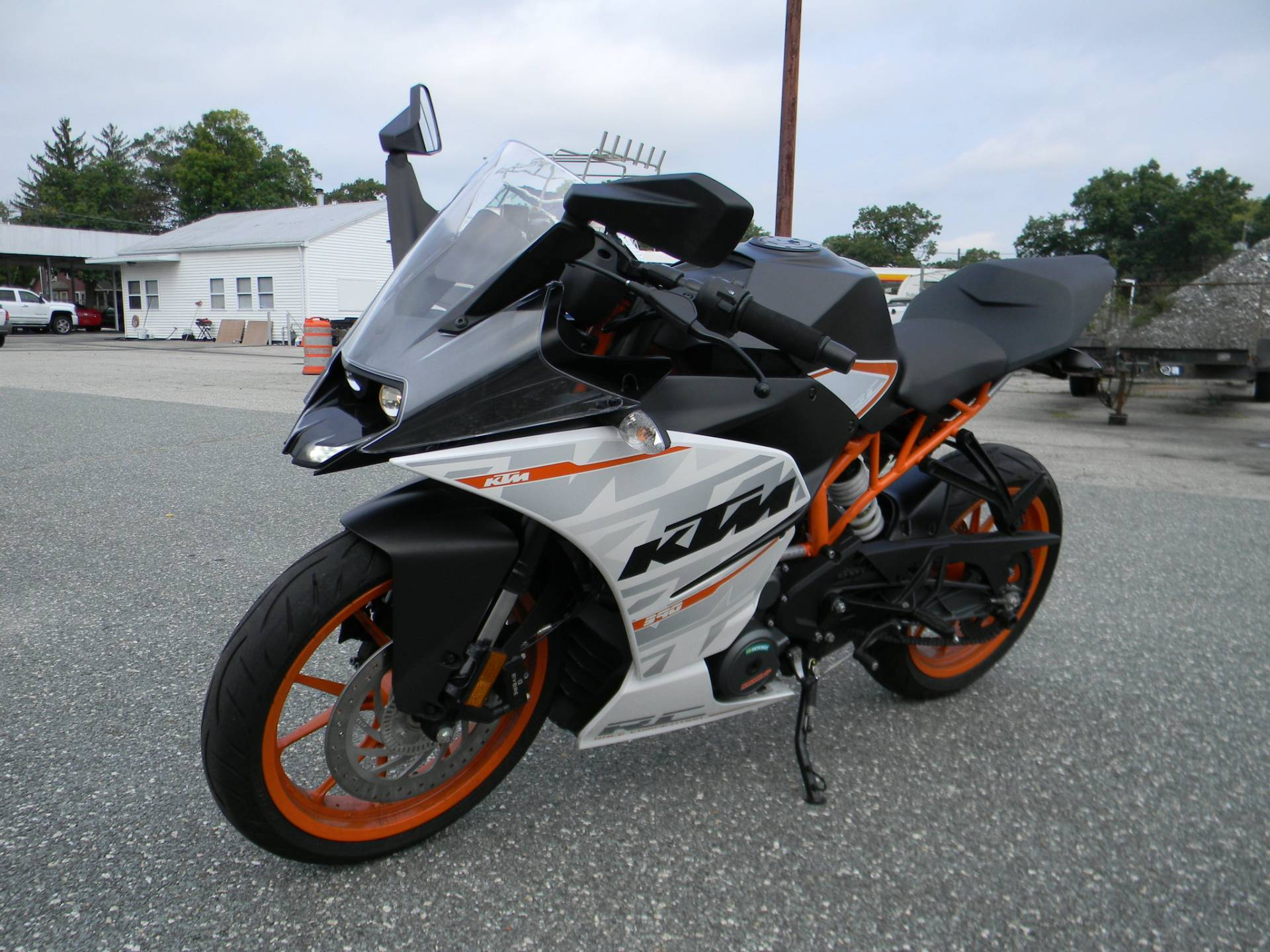 2016 KTM RC 390 in Springfield, Massachusetts