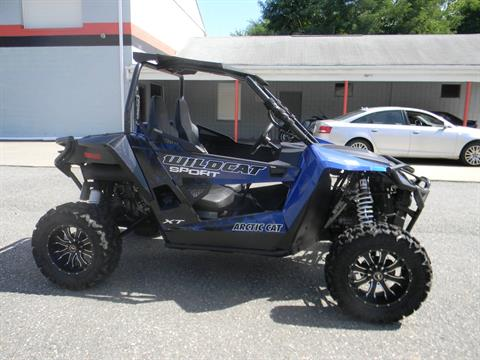2015 Arctic Cat Wildcat™ Sport XT in Springfield, Massachusetts