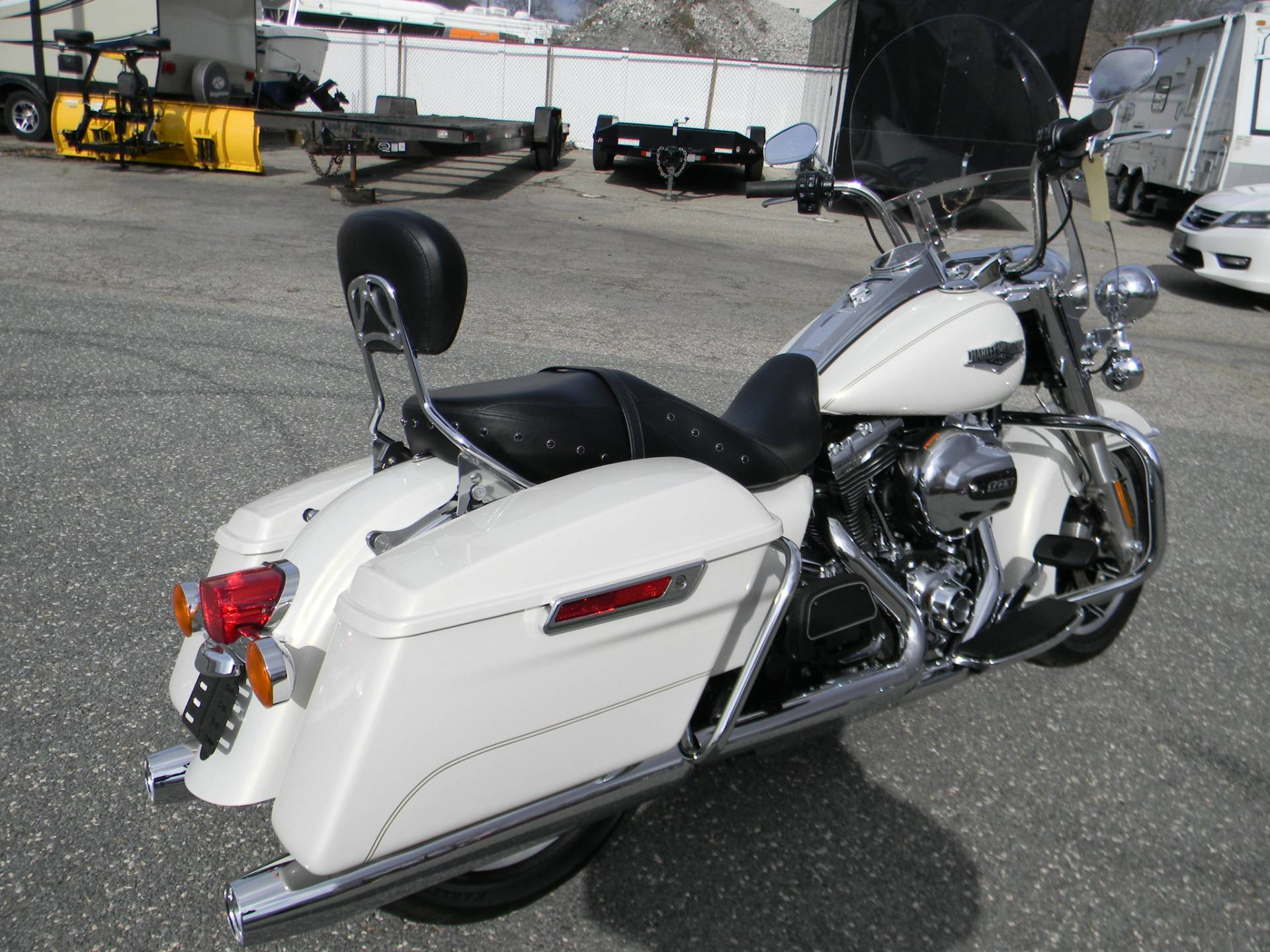 2015 Harley-Davidson Road King® in Springfield, Massachusetts - Photo 3