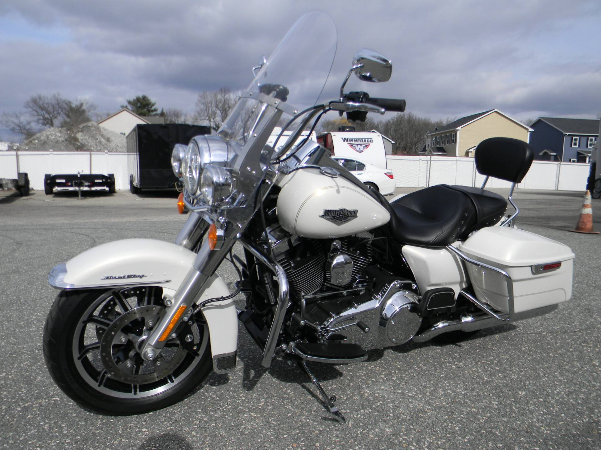 2015 Harley-Davidson Road King® in Springfield, Massachusetts - Photo 4
