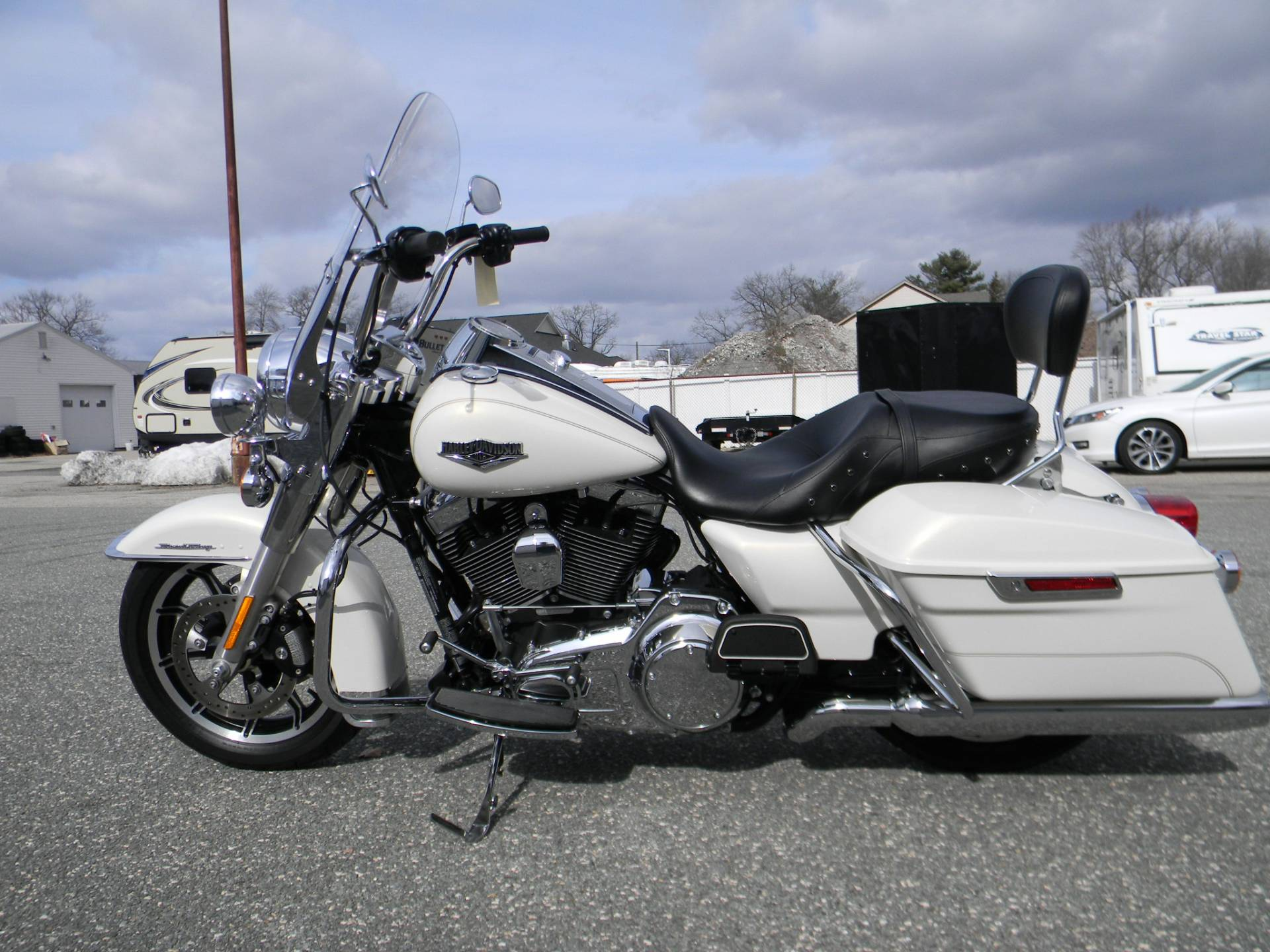 2015 Harley-Davidson Road King® in Springfield, Massachusetts - Photo 5