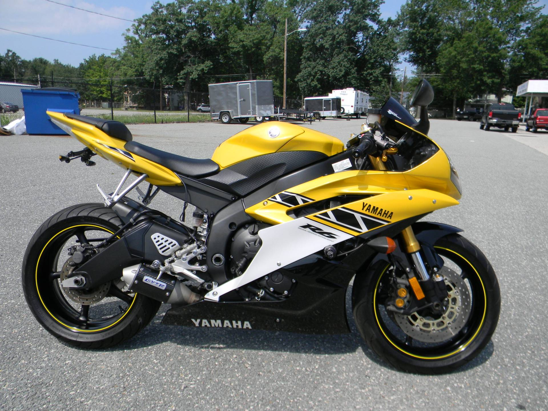 2006 Yamaha YZF-R6 for sale 48666
