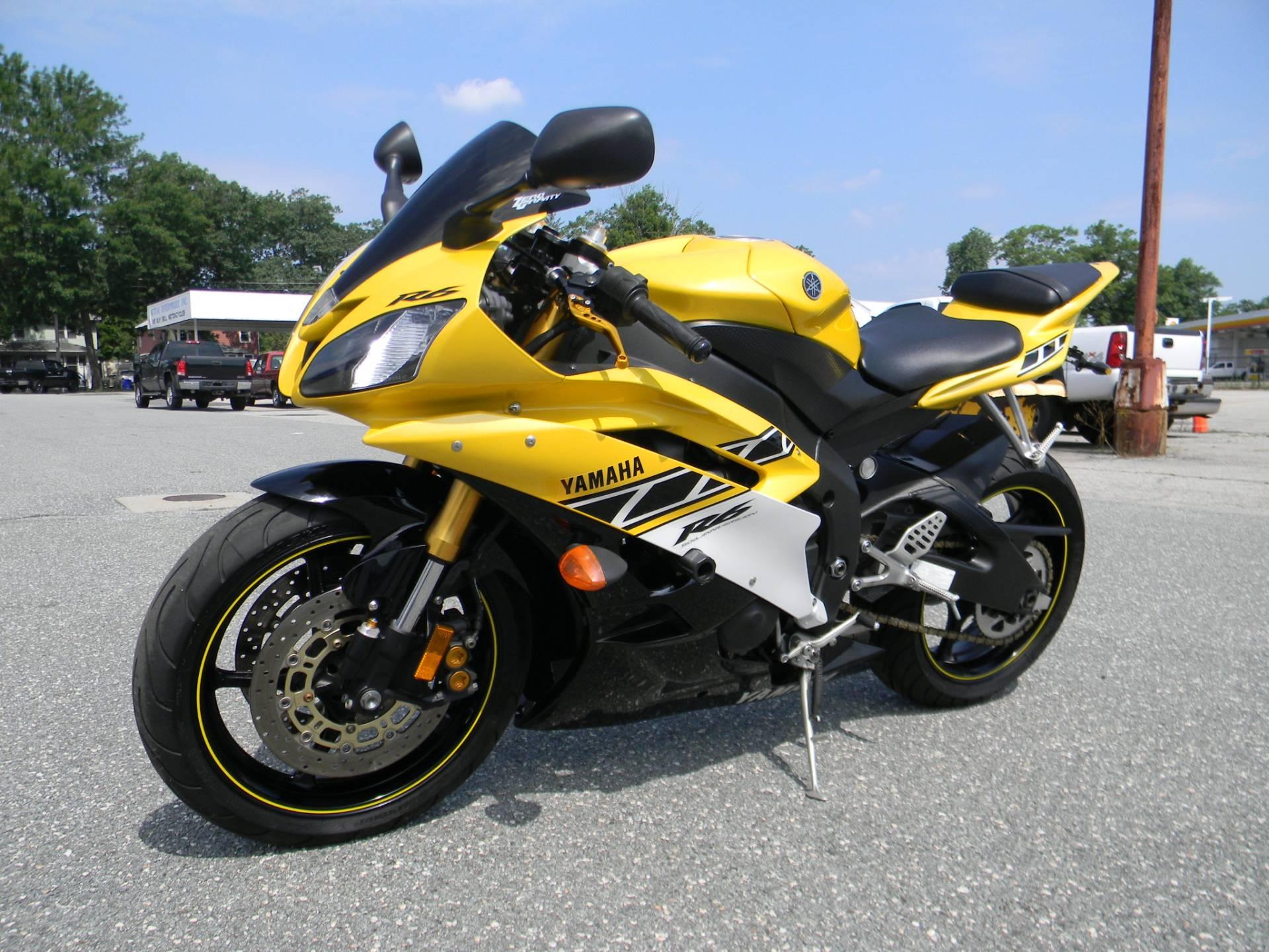 2006 Yamaha YZF-R6 4