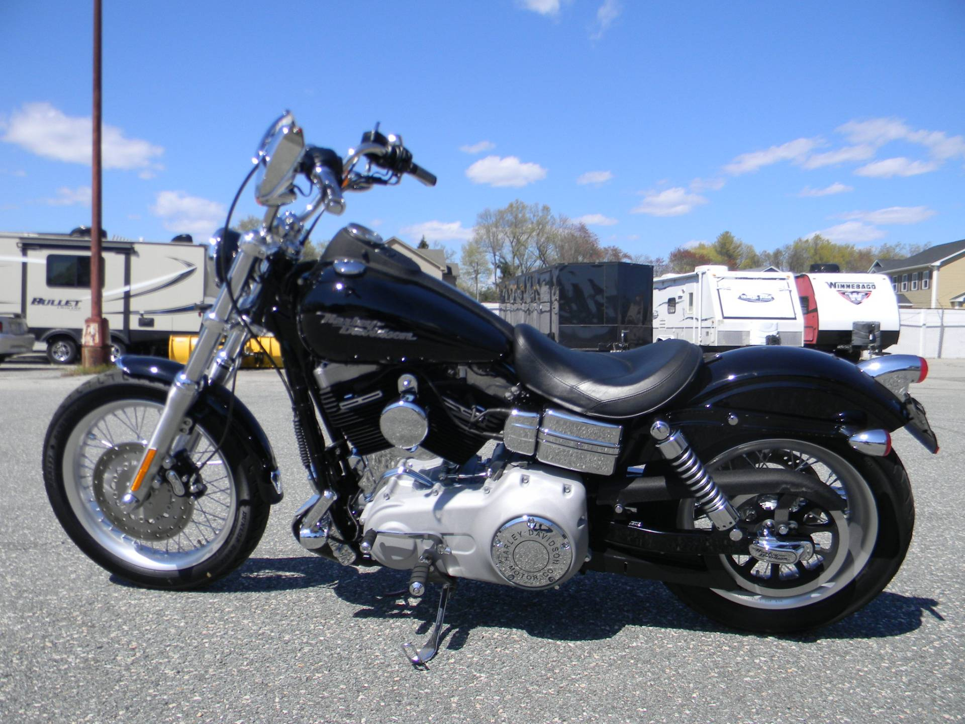 2009 Harley-Davidson Dyna® Street Bob® in Springfield, Massachusetts - Photo 6