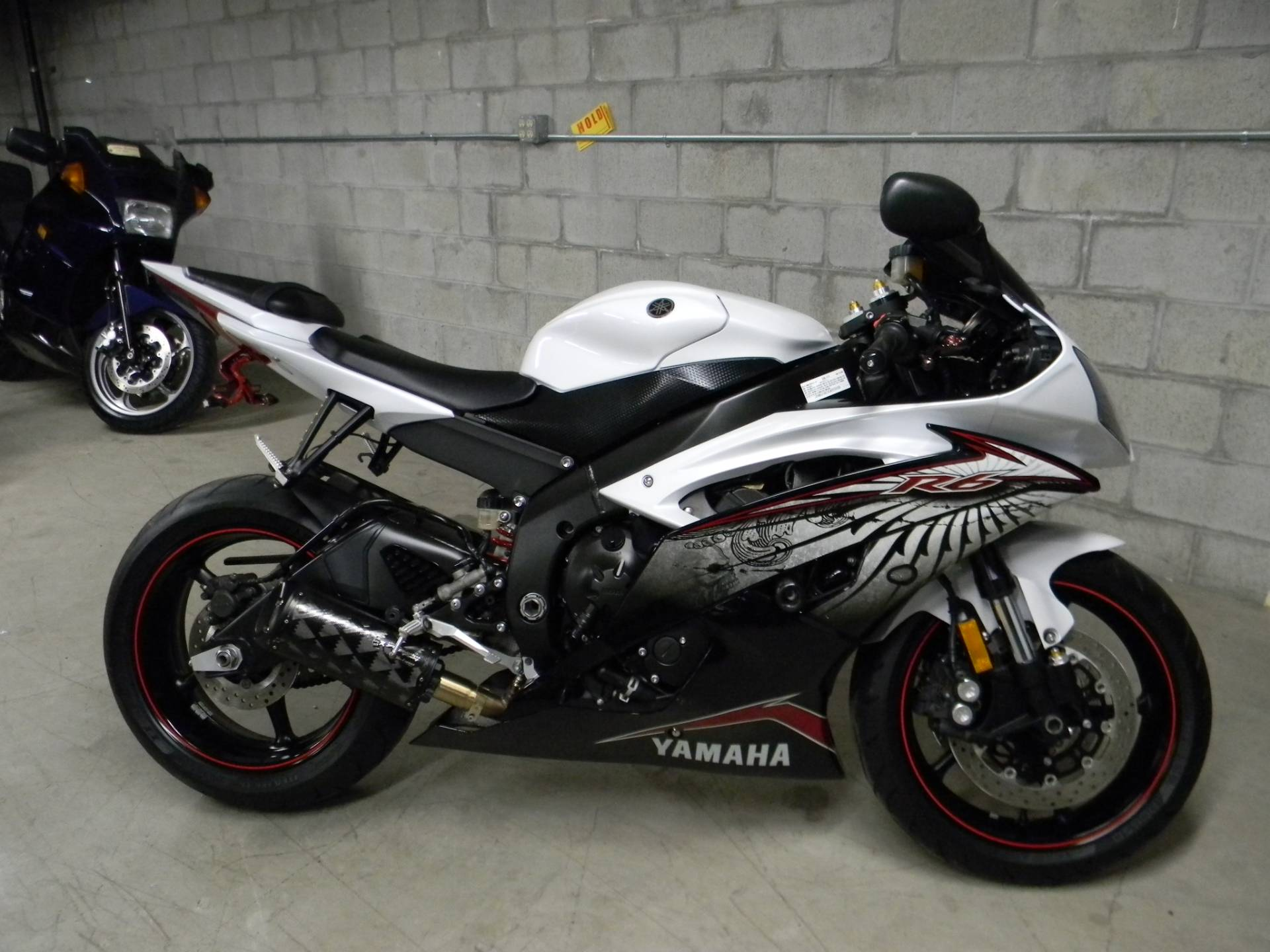 2012 Yamaha YZF-R6 in Springfield, Massachusetts - Photo 1