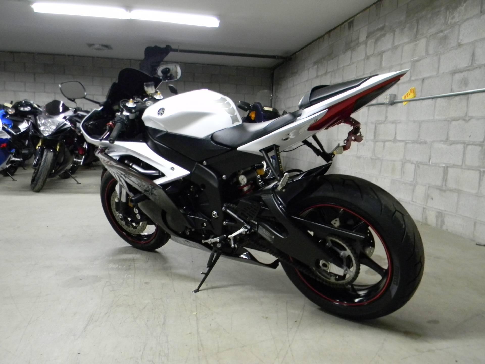 2012 Yamaha YZF-R6 6