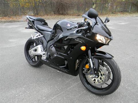 2014 Honda CBR®600RR in Springfield, Massachusetts - Photo 2