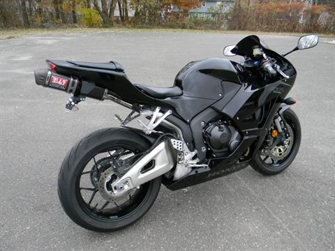 2014 Honda CBR®600RR in Springfield, Massachusetts - Photo 3
