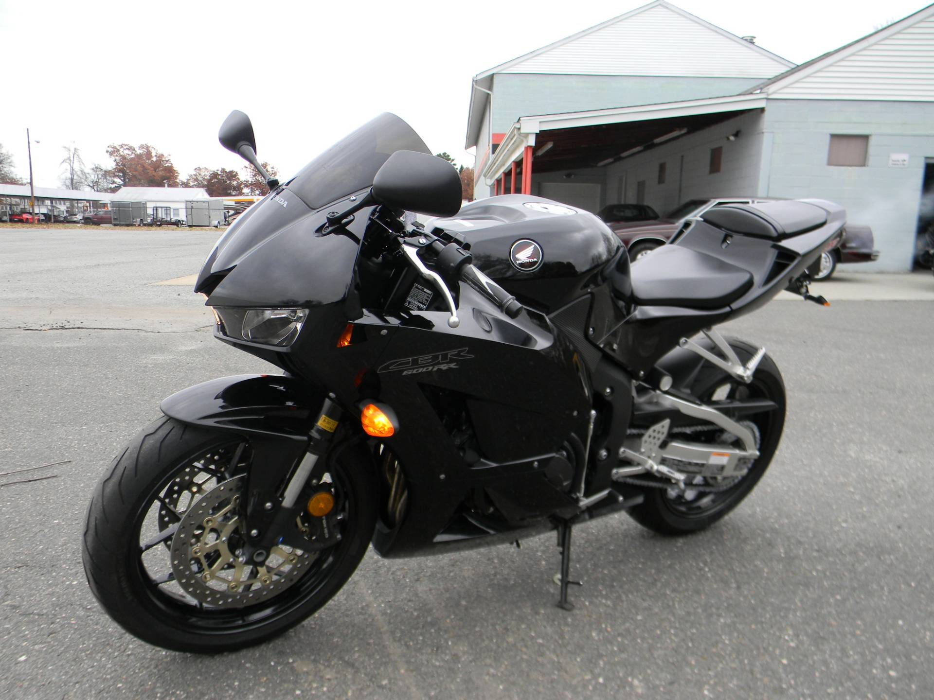 2014 Honda CBR®600RR in Springfield, Massachusetts - Photo 4