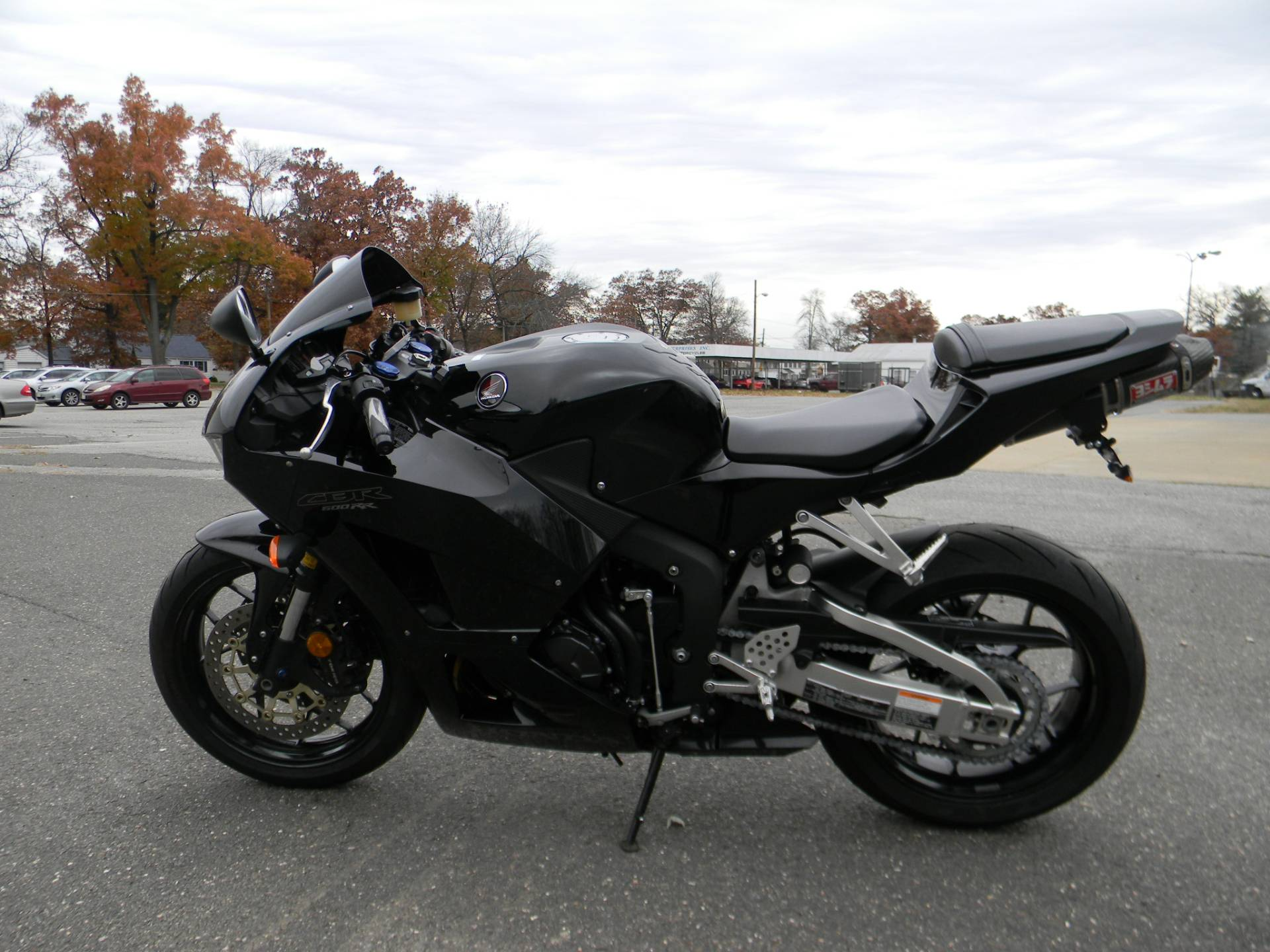 2014 Honda CBR®600RR in Springfield, Massachusetts - Photo 5