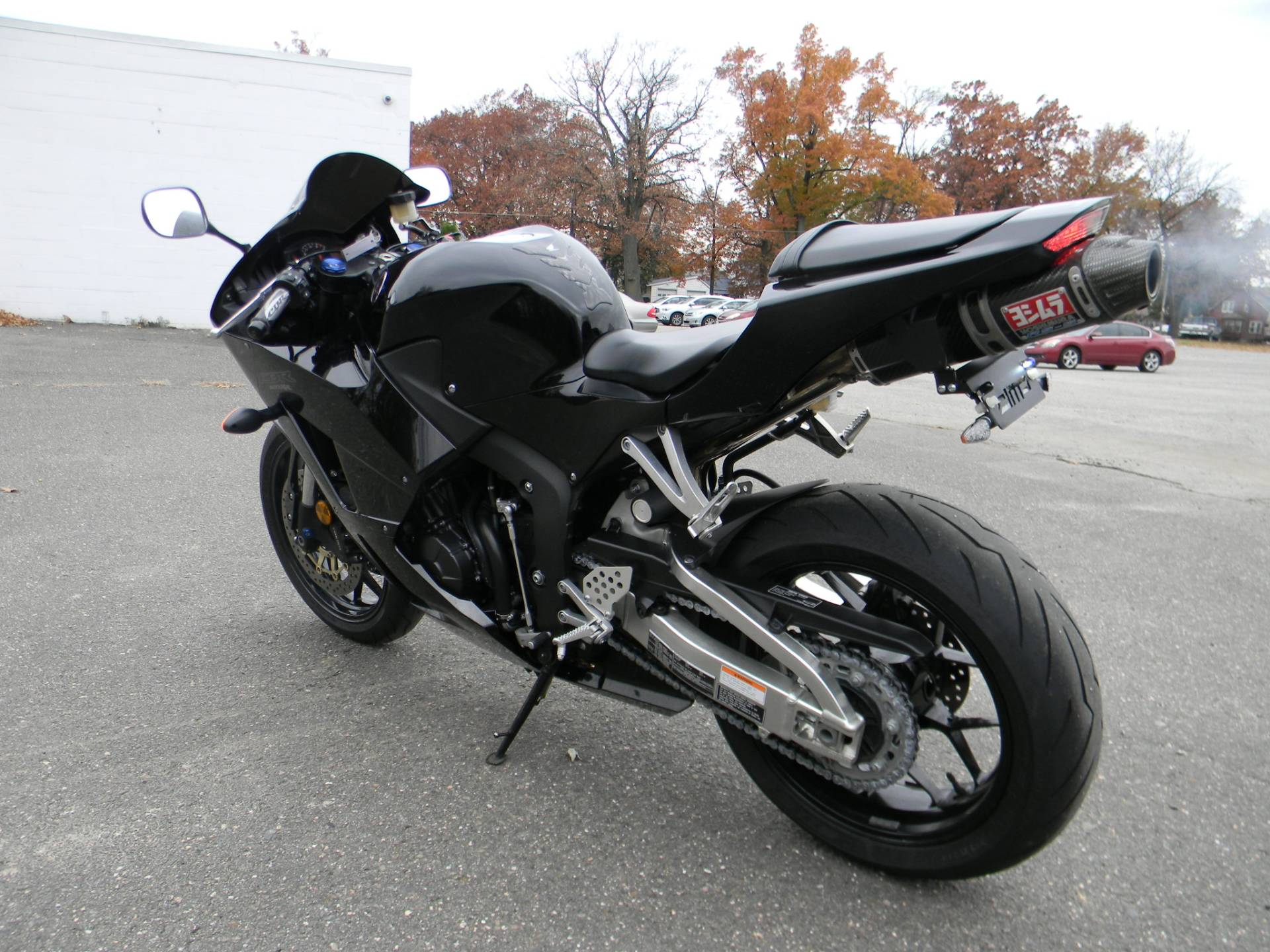 2014 Honda CBR®600RR in Springfield, Massachusetts - Photo 6
