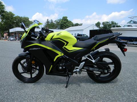 2016 Honda CBR300R in Springfield, Massachusetts - Photo 6