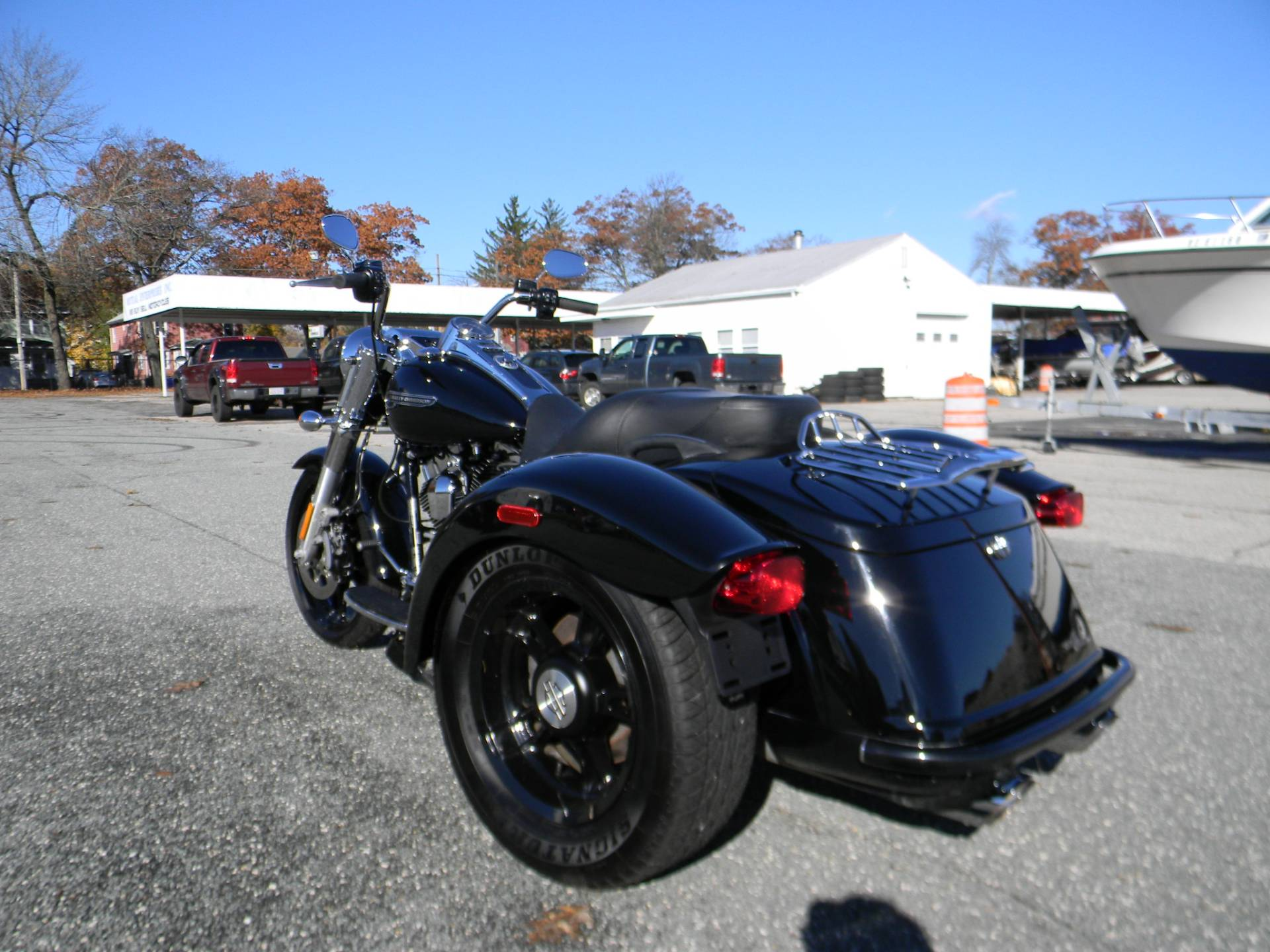 2016 Harley-Davidson Freewheeler™ in Springfield, Massachusetts - Photo 6