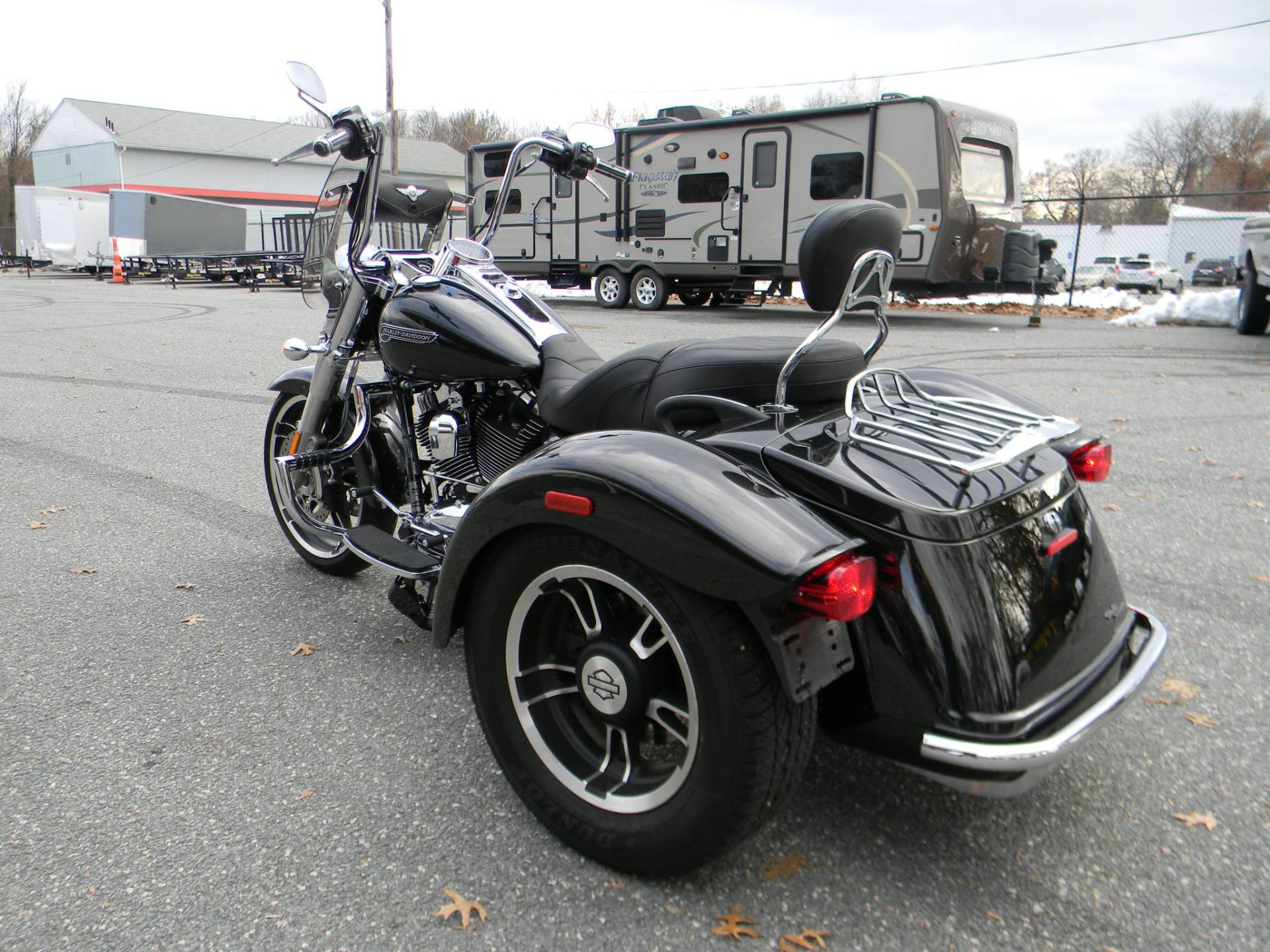 2016 Harley-Davidson Freewheeler™ in Springfield, Massachusetts