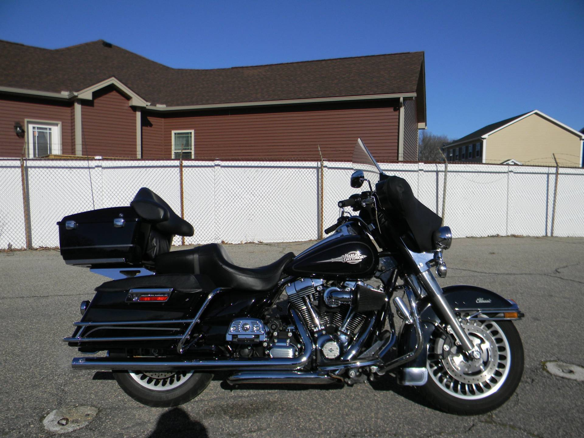 2013 Harley-Davidson Electra Glide® Classic in Springfield, Massachusetts - Photo 1