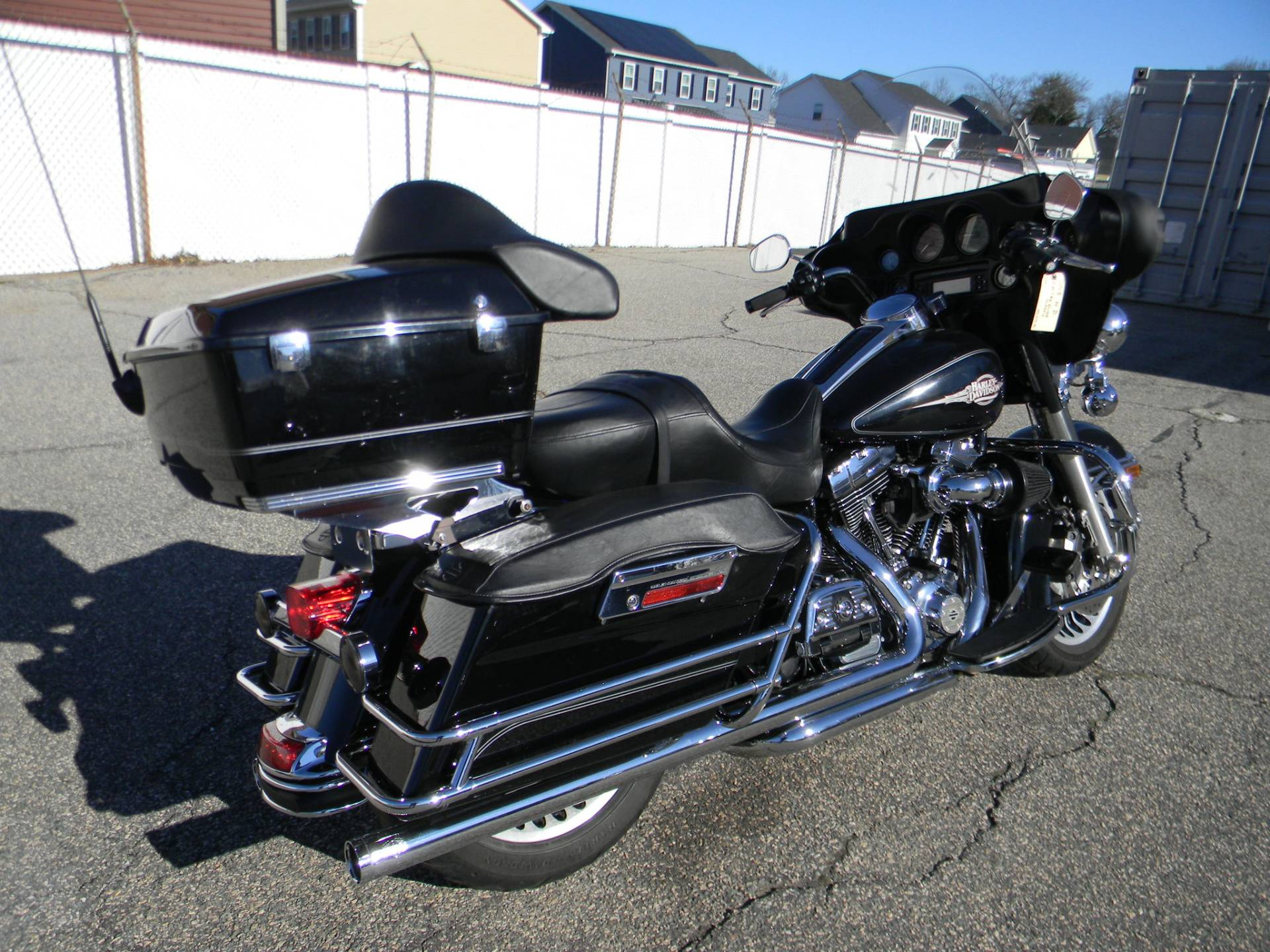 2013 Harley-Davidson Electra Glide® Classic in Springfield, Massachusetts - Photo 3