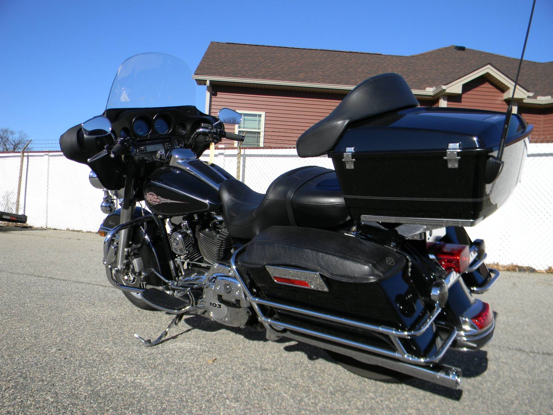 2013 Harley-Davidson Electra Glide® Classic in Springfield, Massachusetts - Photo 8