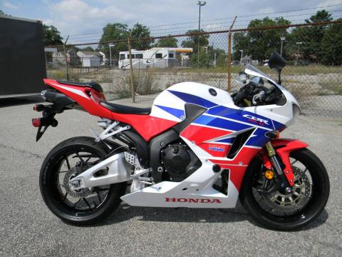 2013 Honda CBR®600RR in Springfield, Massachusetts