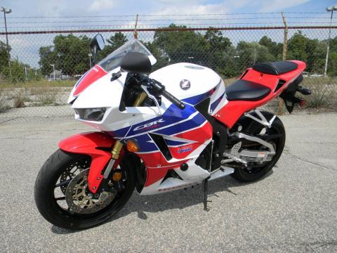 2013 Honda CBR®600RR in Springfield, Massachusetts