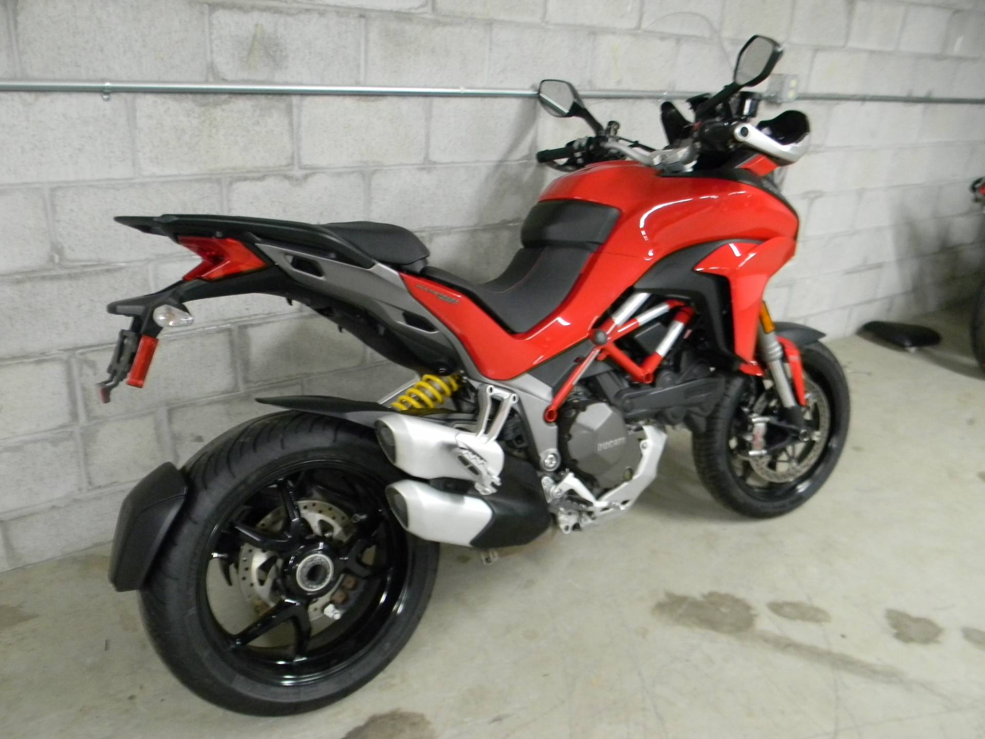 2015 Ducati Multistrada 1200 S in Springfield, Massachusetts