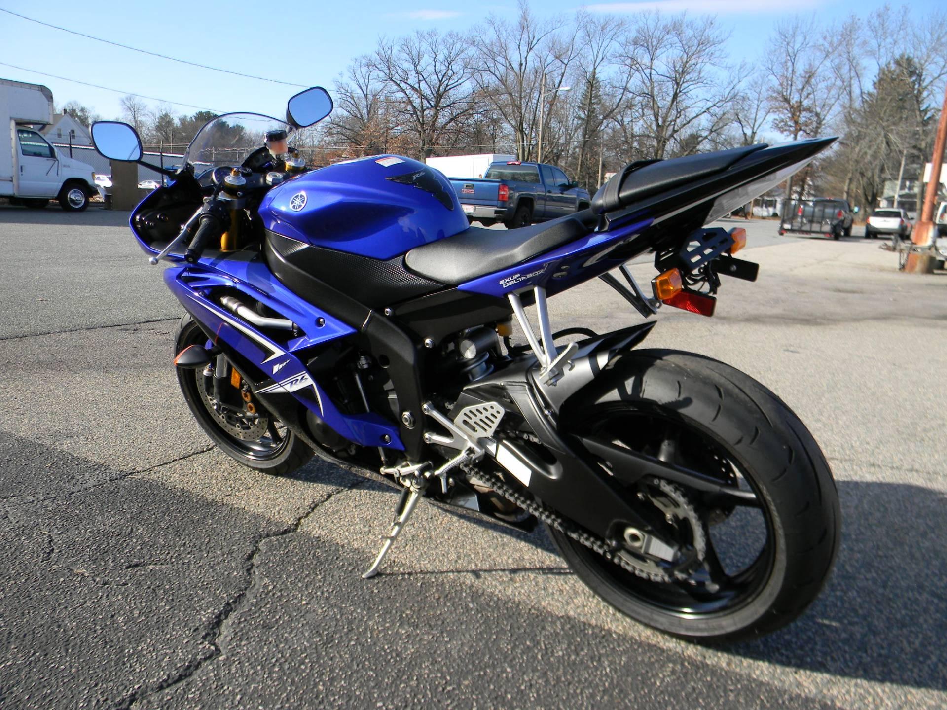 2009 Yamaha YZFR6 6