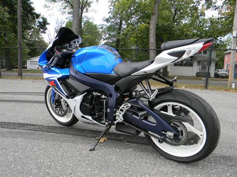 2011 Suzuki GSX-R600™ in Springfield, Massachusetts - Photo 6