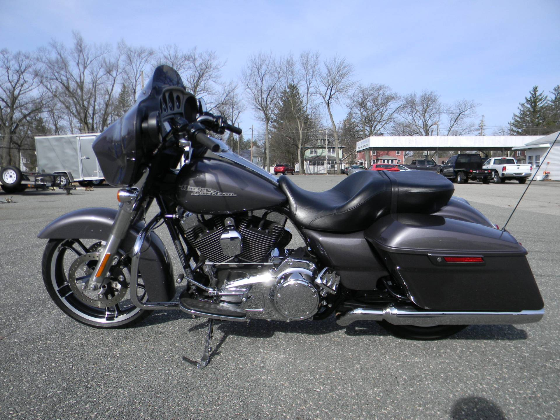 2014 Harley-Davidson Street Glide® in Springfield, Massachusetts - Photo 7