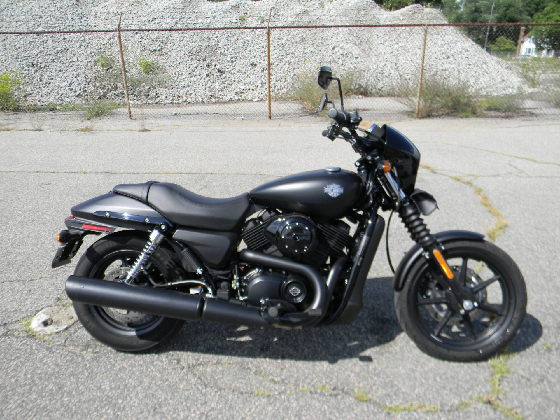 2015 Harley-Davidson Street™ 500 in Springfield, Massachusetts - Photo 1