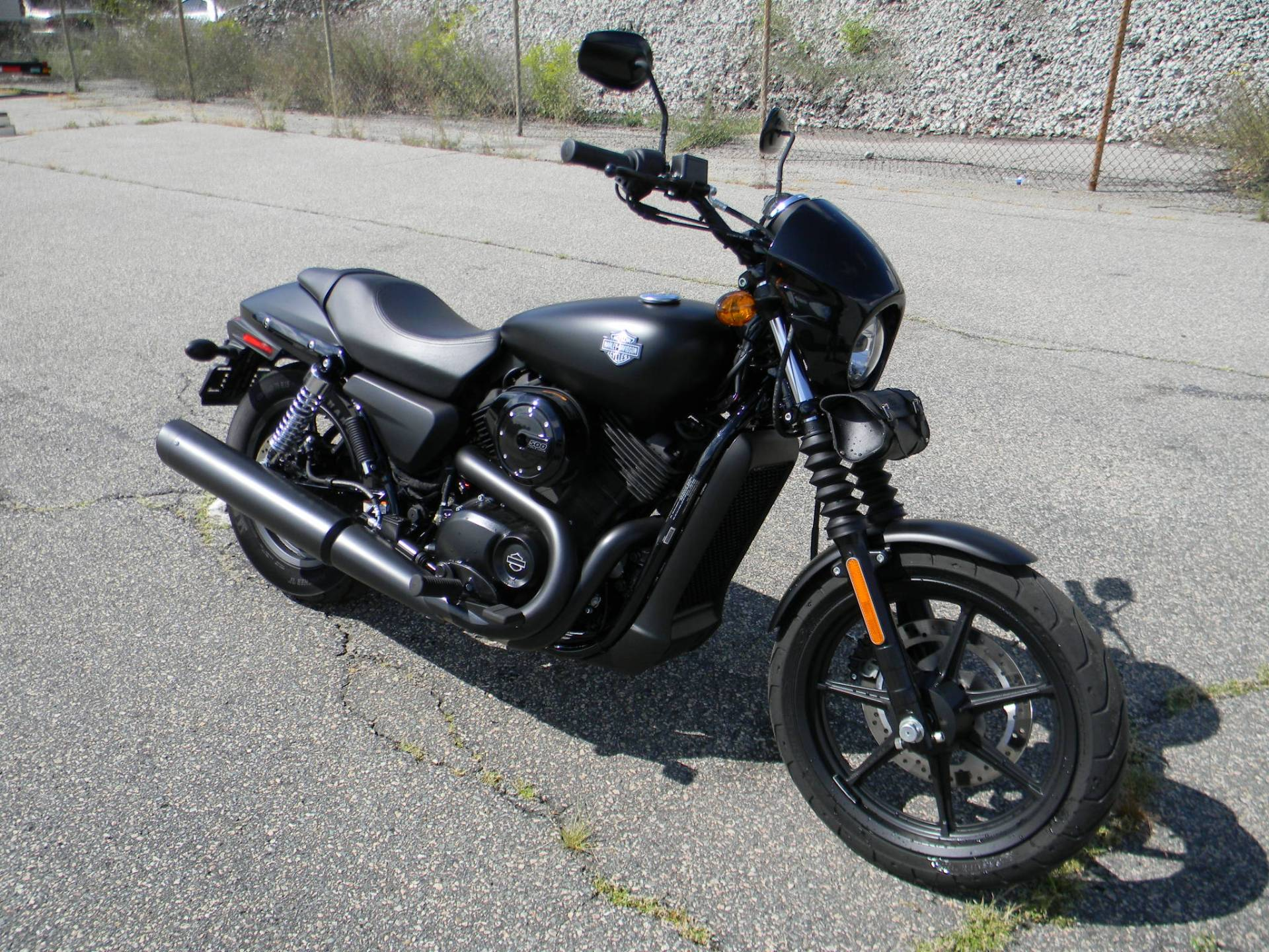 2015 Harley-Davidson Street™ 500 in Springfield, Massachusetts - Photo 2