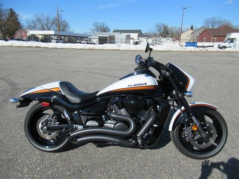 2020 Suzuki Boulevard M109R B.O.S.S. in Springfield, Massachusetts - Photo 1