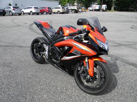2008 Suzuki GSX-R600™ in Springfield, Massachusetts - Photo 2