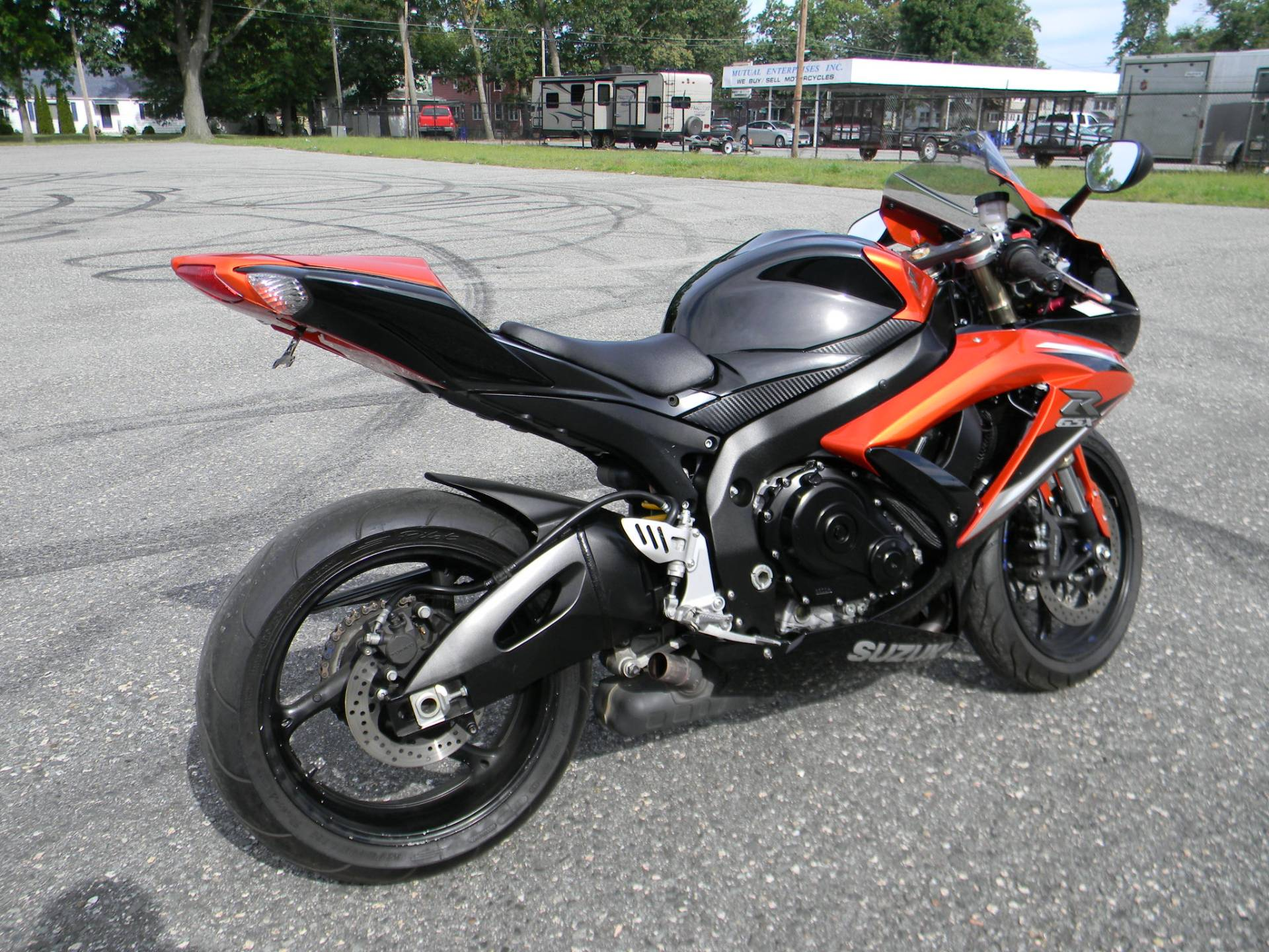 2008 Suzuki GSX-R600™ in Springfield, Massachusetts - Photo 3