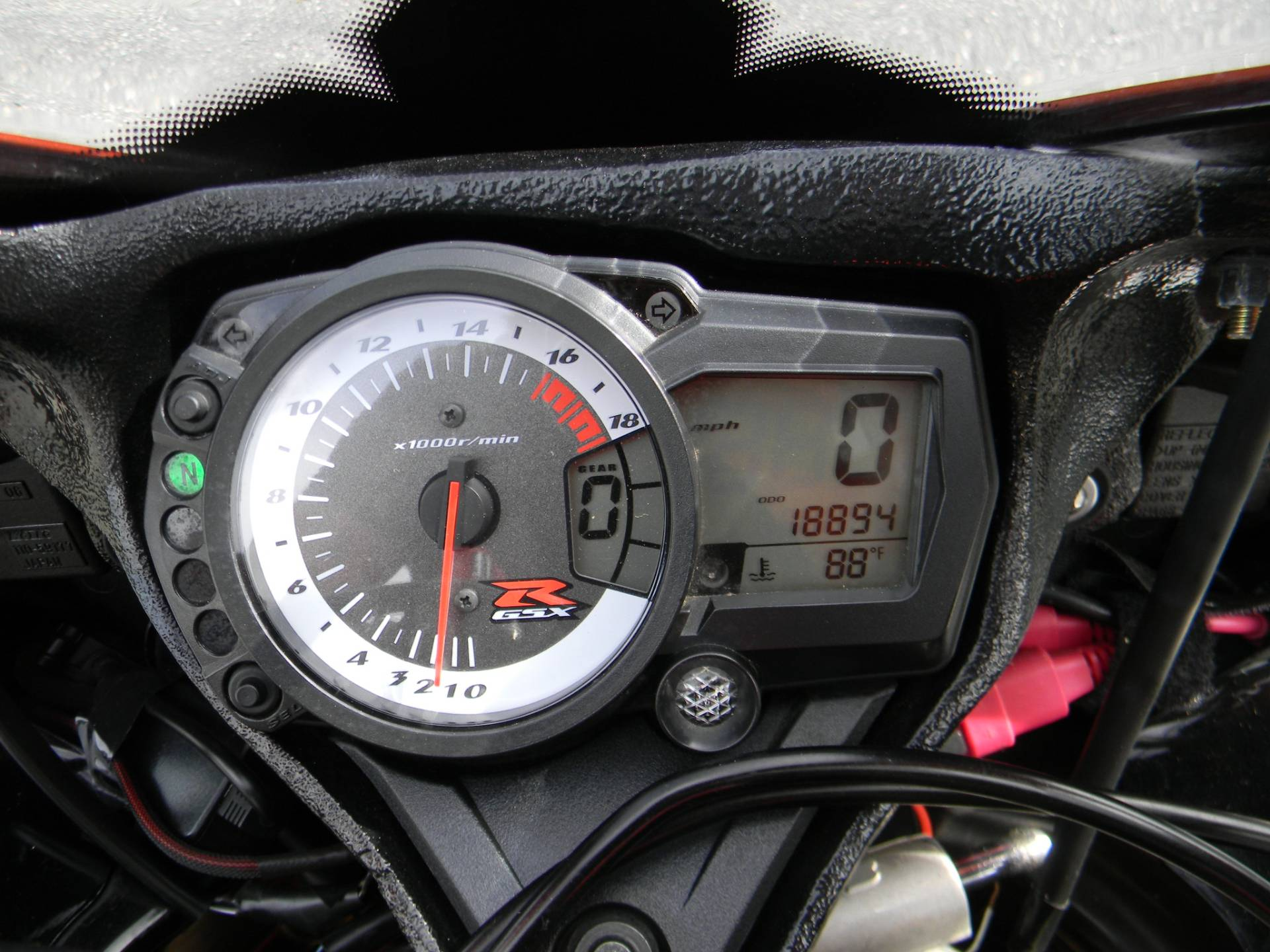 2008 Suzuki GSX-R600™ in Springfield, Massachusetts - Photo 4