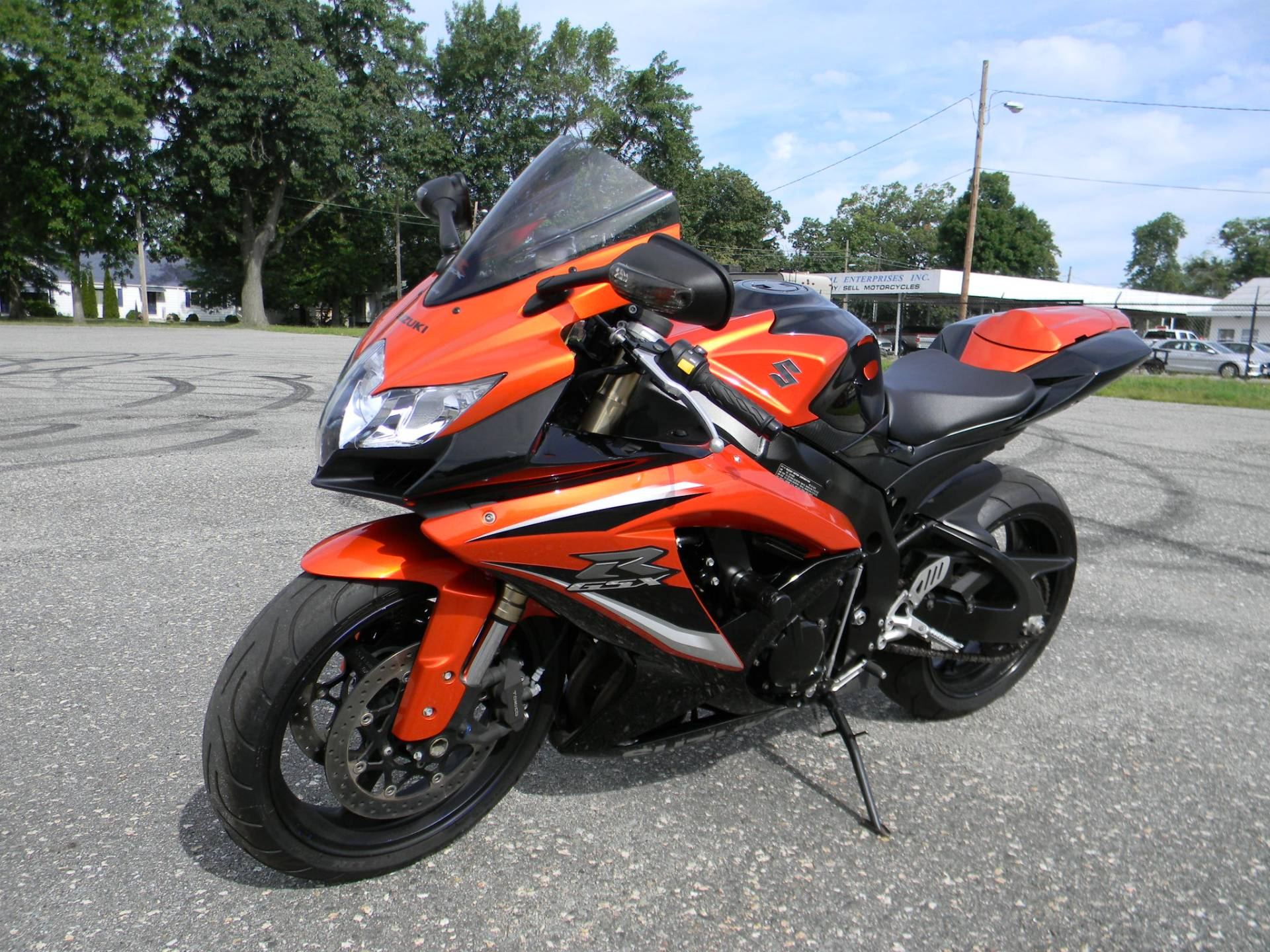 2008 Suzuki GSX-R600™ in Springfield, Massachusetts - Photo 5