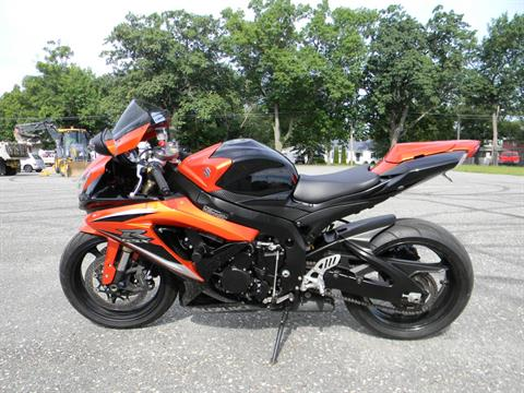 2008 Suzuki GSX-R600™ in Springfield, Massachusetts - Photo 6